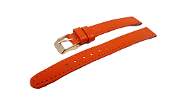 Bracelet montre orange,disponible en 12mm et 14mm