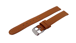 Bracelet montre marron -Disponible en 12mm et 14mm